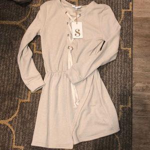 Sabo Skirt Sweater Dress